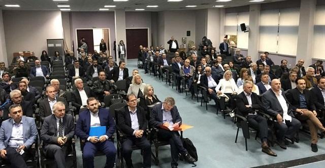 Ποιοί εκλέγονται στο νέο συμβούλιο της ΠΕΔ Θεσσαλίας