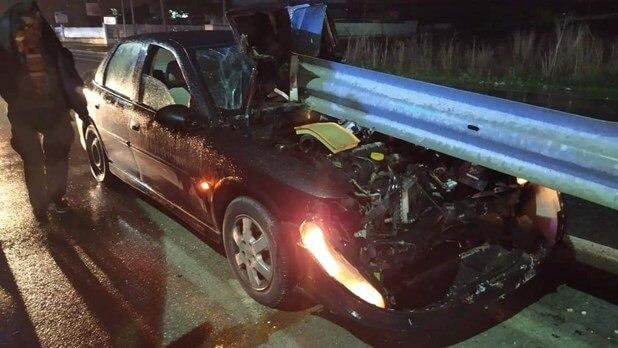 «Άγιο» είχε οδηγός αυτοκινήτου έξω από τη Λάρισα