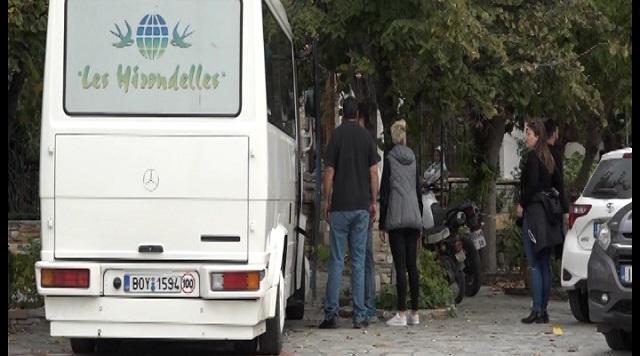 Επιπλέον 28 πρόσφυγες στο «Δευκαλίων» στην Άλλη Μεριά