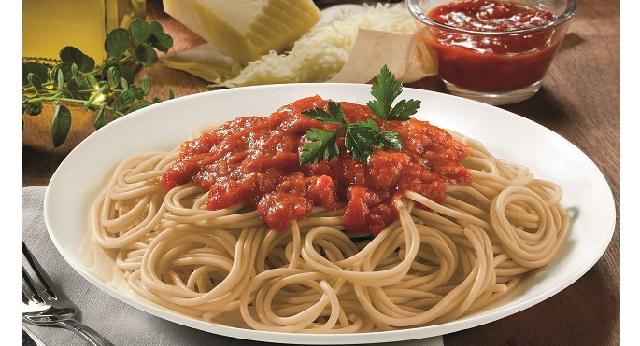 Pizza Fan: Υγιεινές επιλογές με spaghetti ολικής άλεσης