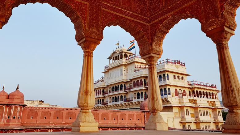 Στο Airbnb σουίτα στο παλάτι της βασιλικής οικογένειας του Τζαϊπούρ