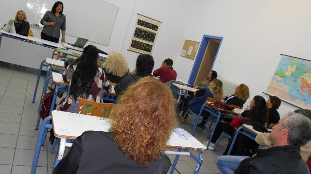 Δράσεις βιωματικής μάθησης στο Γενικό Λύκειο Σκοπέλου