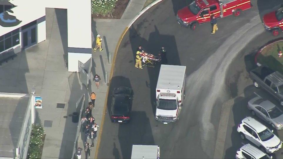 ΗΠΑ: Πυροβολισμοί σε σχολείο στην Καλιφόρνια - Δυο νεκροί μαθητές