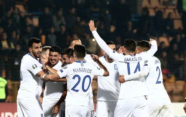 Προηγείται η Εθνική στο ημίχρονο επί της Αρμενίας (0-1)