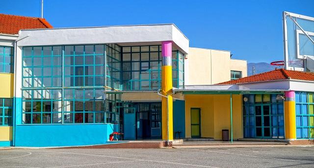 Ενίσχυση μέτρων ασφαλείας στο 28ο Δημοτικό Σχολείο Βόλου