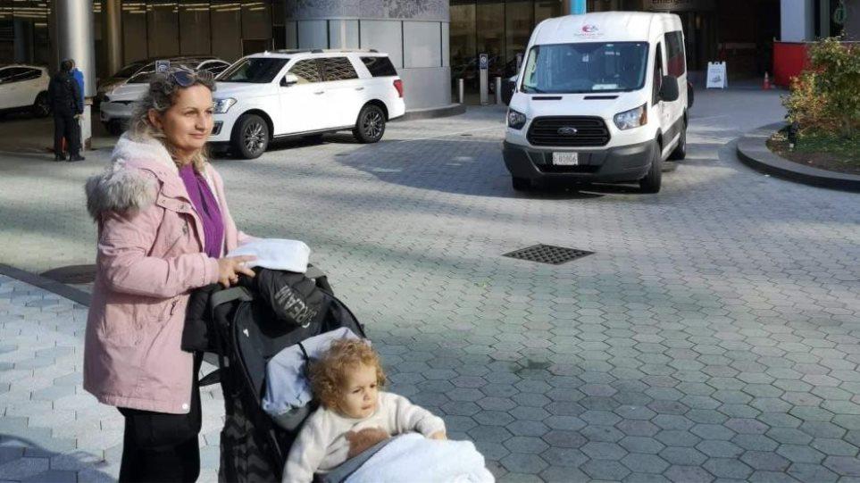 Παναγιώτης - Ραφαήλ από τη Βοστώνη: «Είναι καλά», το νέο συγκινητικό μήνυμα των γονιών του