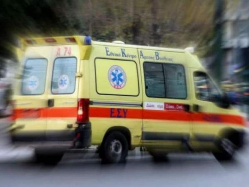 Πάτρα: 12χρονος έπεσε στο κενό - Νοσηλεύεται σε κρίσιμη κατάσταση