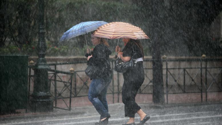 Aλλάζει ο καιρός, βροχές και ισχυρές καταιγίδες