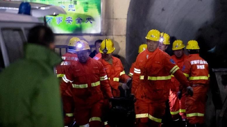 Δεκαπέντε νεκροί σε έκρηξη αερίου σε ορυχείο στην Κίνα