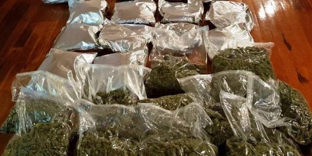 Κόρινθος: Έκρυβαν 560 κιλά κάνναβης σε σπίτι - Διακινούσαν και στην Αθήνα