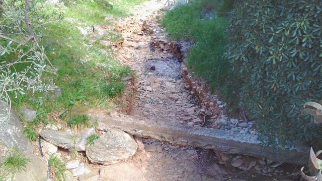 Σε κακό χάλι οι αγροτικοί δρόμοι στο Νότιο Πήλιο