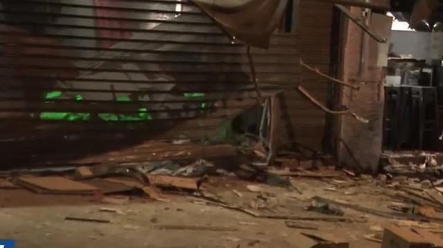 Έκρηξη σε sex shop στην Ιερά Οδό