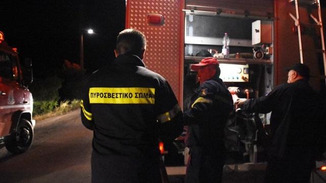 Ηράκλειο: Στις φλόγες δύο διαμερίσματα, μέσα σε λίγες ώρες