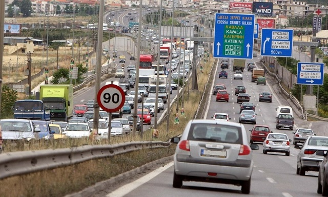 Θεσσαλονίκη: Στο Αυτόφωρο όσοι τρέχουν υπερβολικά!