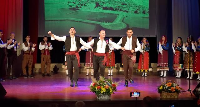 Στην Πομόριε της Βουλγαρίας το χορευτικό του Συλλόγου «Η Νέα Αγχίαλος»