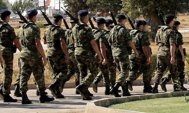 2.000 προσλήψεις επαγγελματιών οπλιτών στο Στρατό