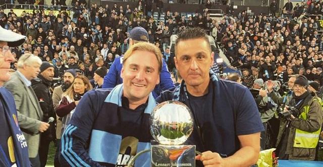 Ο Λαρισαίος προπονητής έφυγε από την Ελλάδα λόγω κρίσης και κατέκτησε το πρωτάθλημα Σουηδίας