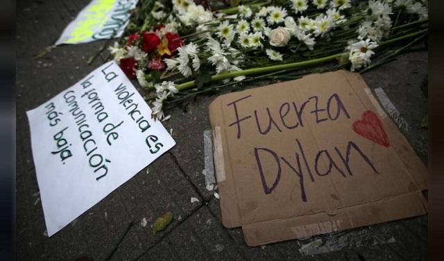 Κολομβία : Υπέκυψε στα τραύματά του ο Ντίλαν Κρους, σύμβολο των αντικυβερνητικών κινητοποιήσεων