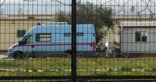Κόλλησαν πλαστελίνη με χασίς στον τοίχο της Φυλακής Βόλου