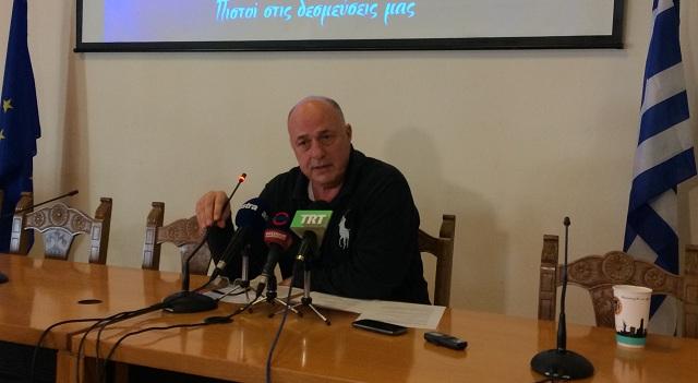 Θέμα λύσης και εκκαθάρισης της ΔΕΥΑΜΒ επαναφέρει ο Αχ. Μπέος