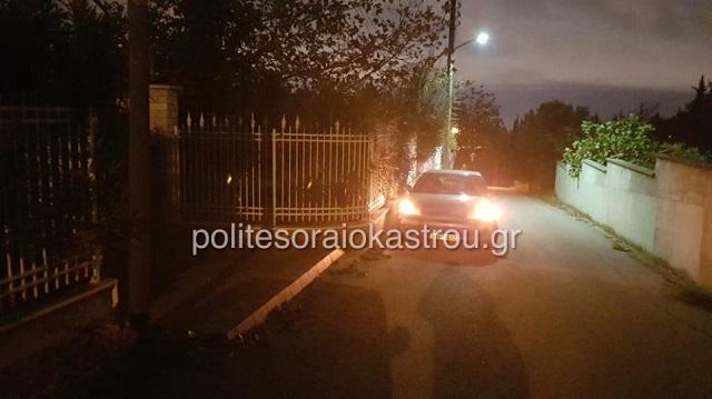 Νύχτα τρόμου στο Ωραιόκαστρο: Οπλισμένοι κουκουλοφόροι εισέβαλαν σε σπίτι