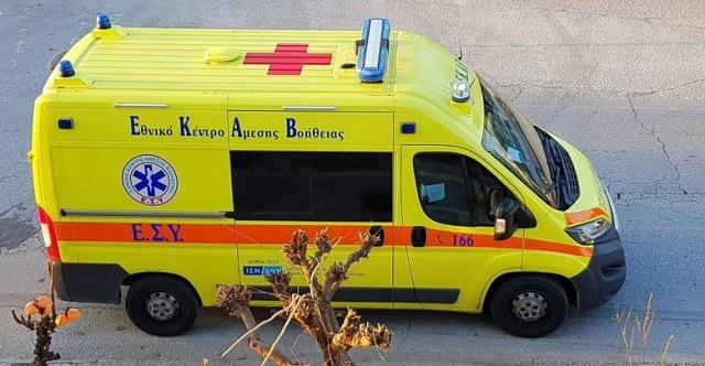 40χρονος πέθανε ξαφνικά στην 110 Πτέρυγα Μάχης στη Λάρισα
