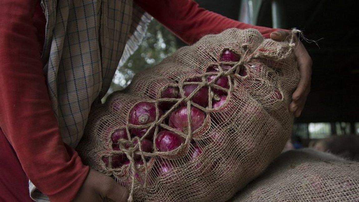 Ληστεία με λεία … 40 τόνους κρεμμύδια