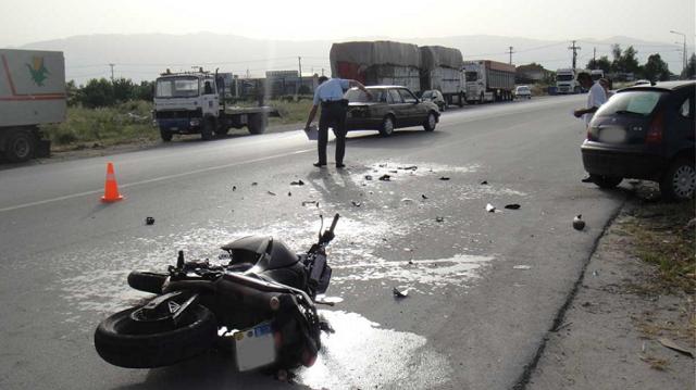 Θεσσαλονίκη: Ένας σοβαρά τραυματίας σε τροχαίο στο ύψος των ΚΤΕΛ