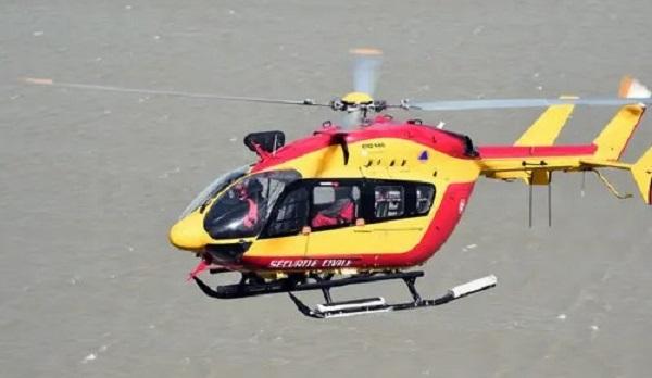 Γαλλία: Ελικόπτερο συνετρίβη σε επιχείρηση διάσωσης πλημμυροπαθών – 3 νεκροί