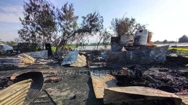 Ιορδανία: Οκτώ παιδιά μεταξύ των 13 νεκρών από φωτιά σε παράγκα