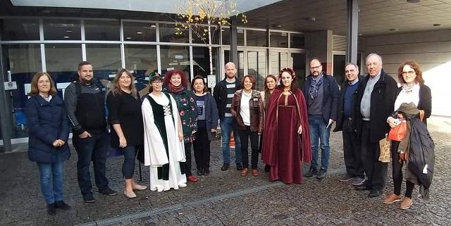 Καθηγητές του 4ου ΓΕΛ Βόλου στην Πορτογαλία