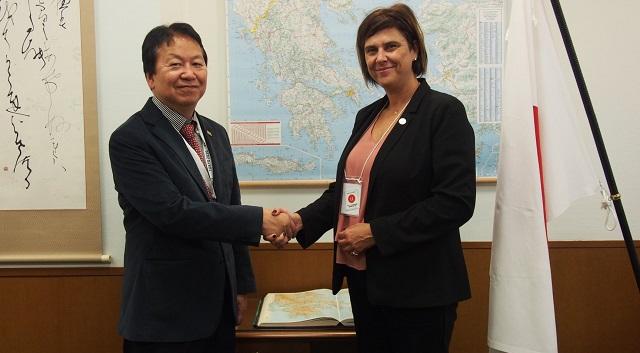 Μετά την Κίνα «άνοιγμα» του Πανεπιστημίου Θεσσαλίας στην Ιαπωνία