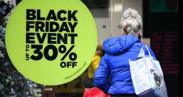 Black Friday - Cyber Monday: Ξοδέψαμε έκαστος 180 - 200 ευρώ