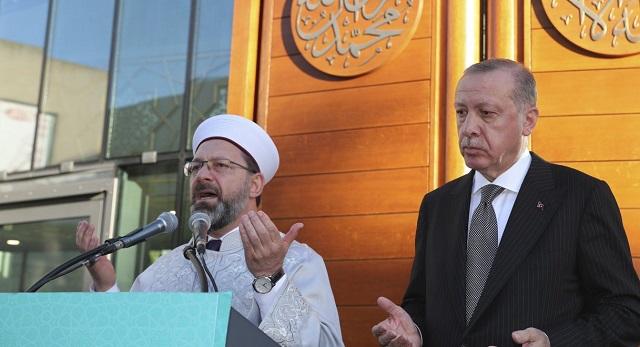 Ερντογάν: «Στο Αιγαίο και την ανατολική Μεσόγειο υπάρχει μία ισχυρή Τουρκία»