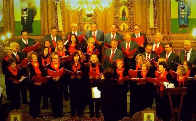 Χριστουγεννιάτικη συναυλία της Χορωδίας Εκπαιδευτικών