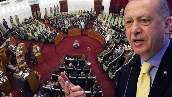 Πέρασε με 293 ψήφους από την τουρκική Βουλή η συμφωνία με τη Λιβύη - Ερντογάν: Δεν θα μας μάθετε εσείς ναυτικό δίκαιο