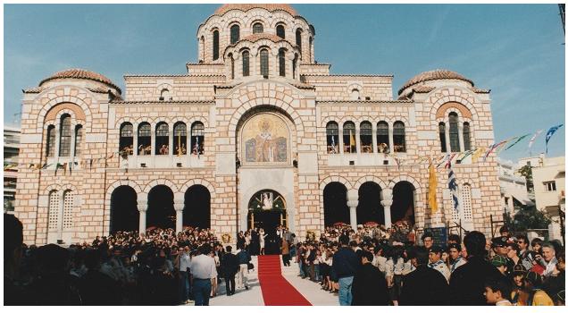 Κυψέλη πνευματικής διακονίας και πολιτισμού η ενορία του Αγίου Νικολάου