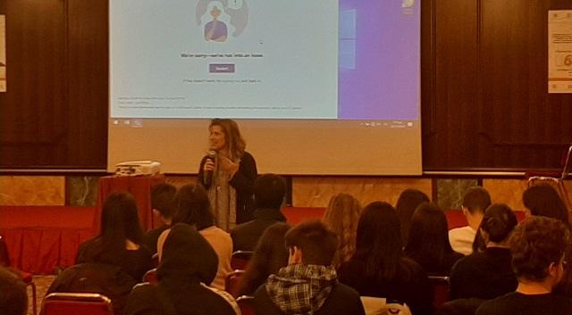 Στο 6ο Ευρωπαϊκό Μαθητικό Συνέδριο της Βενετίας το Γυμνάσιο-Λύκειο Αλοννήσου