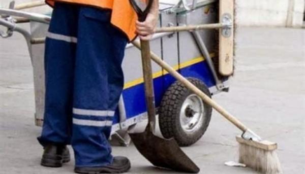 Απογυμνωμένη η καθαριότητα στον Δήμο Αλμυρού