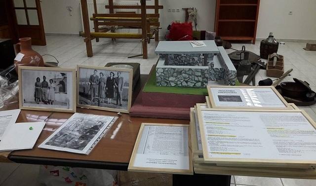 Χώρος μνήμης και ιστορίας στον Ριζόμυλο