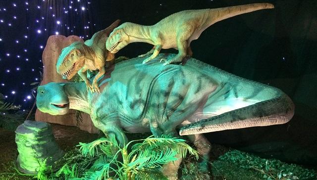 Αυτός είναι ο κόσμος των Δεινοσαύρων