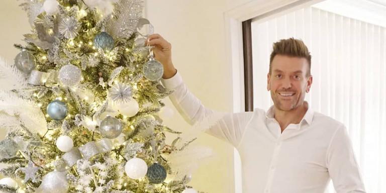 Το χριστουγεννιάτικο δέντρο του Σπύρου Σούλη είναι από τα ωραιότερα [εικόνες]