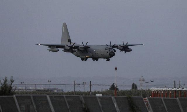 Χιλή: Αγνοείται C-130 με 38 επιβαίνοντες