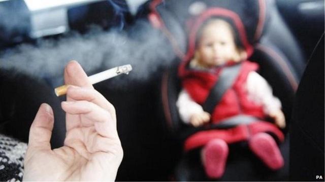 Τα παιδιά που εκτίθενται στο τσιγάρο κινδυνεύουν να εκδηλώσουν υπερκινητικότητα και προβλήματα συμπεριφοράς