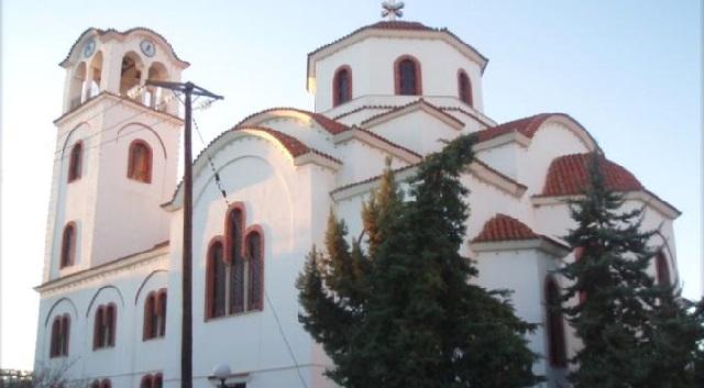 Πανηγυρίζει ο Ναός του Αγίου Σπυρίδωνα Νέας Ιωνίας