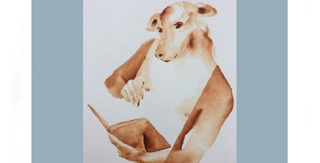 Εντυπωσιακή τοιχογραφία στον Βόλο αφιερωμένη στα αδέσποτα ζώα