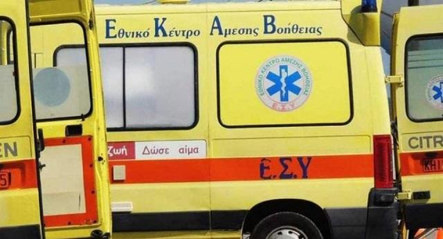 Επιχειρησιακή αναβάθμιση του ΕΚΑΒ στη Θεσσαλία