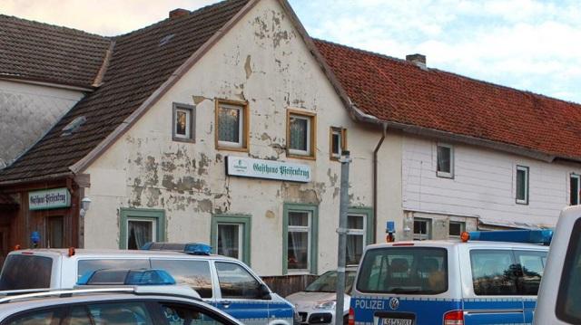 Ισχυρή έκρηξη σε κτίριο στη Γερμανία