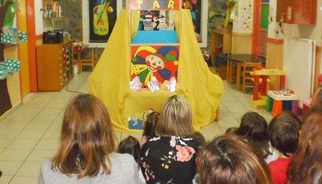 Γιόρτασαν την Παγκόσμια Ημέρα Παιδιού στον Βρεφονηπιακό Νεάπολης