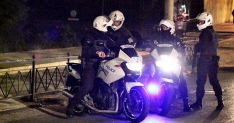 Τροχαίο ατύχημα με δύο τραυματίες μετά από καταδίωξη στην Αγριά